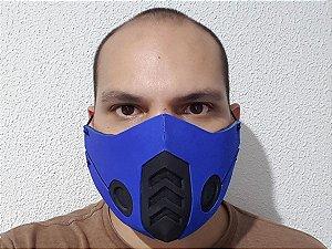 Máscara Sub-Zero - Alto Relevo