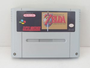 Zelda Link To The Past Repro Salvando - Seminovo