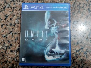 Until Dawn - Seminovo