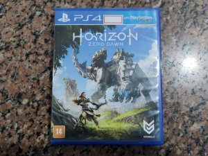 Horizon Zero Dawn - Seminovo