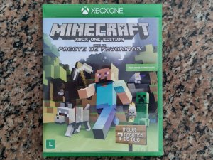 Minecraft - Seminovo