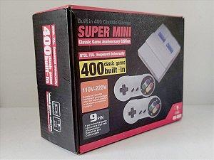 Super Mini Anniversary Edition - 400 Jogos