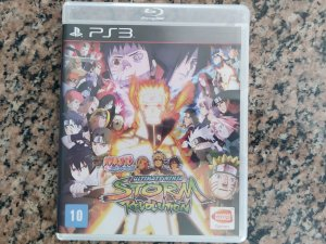 Naruto Ultimate Ninja Storm Revolution - Seminovo