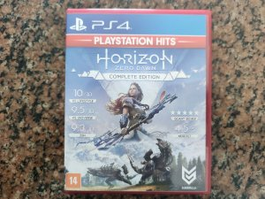 Horizon Zero Dawn Complete Edition - Seminovo