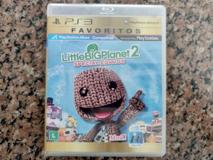Little Big Planet 2 - Seminovo