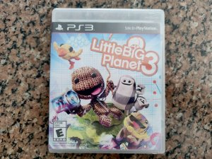Little Big Planet 3 - Seminovo