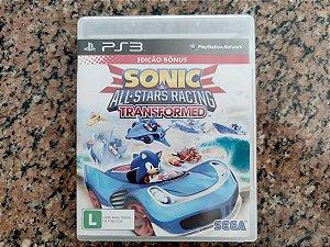 Sonic All-Stars Racing Transformed - Seminovo