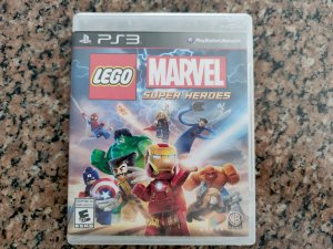Lego Marvel Super Heroes - Seminovo