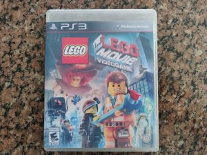 Lego Movie Videogame - Seminovo