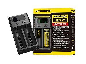 Carregador Nitecore New i2 Original