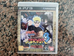 Naruto Ultimate Ninja Storm 3 Full Burst - Seminovo