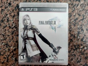 Final Fantasy XIII - Seminovo