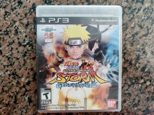 Naruto Ultimate Ninja Storm Generations - Seminovo