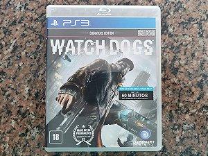 Watch Dogs - Seminovo