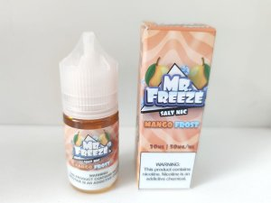 Juice Salt Mango Fros Mr. Freeze 30ml 35mg