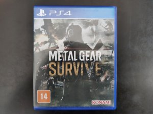 Metal Gear Survive - Seminovo