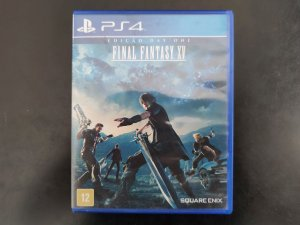 Final Fantasy XV - Seminovo