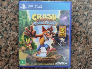 Crash Nsane Trilogy - Seminovo