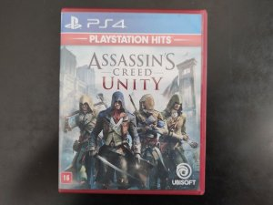 Assassins Creed Unity - Seminovo