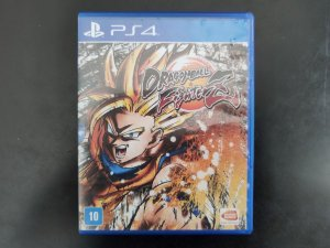 Dragon Ball Fighter Z - Seminovo