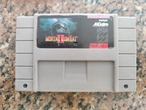 Mortal Kombat 2 - Paralelo - Seminovo