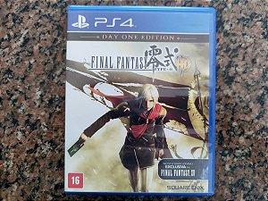 Final Fantasy Type 0 - Seminovo