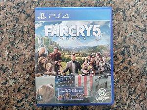 Far Cry 5 - Seminovo