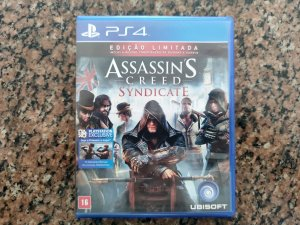 Assassins Creed Syndicate - Seminovo