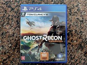 Ghost Recon Wildlands - Seminovo