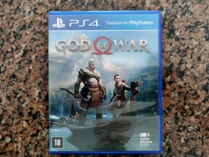 God Of War - Seminovo