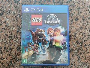Lego Jurassic World - Seminovo