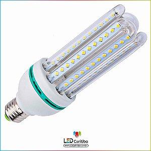 Lampada de Led 40w E27 4U 6000k Branco frio Bivolt 3400 lúmens
