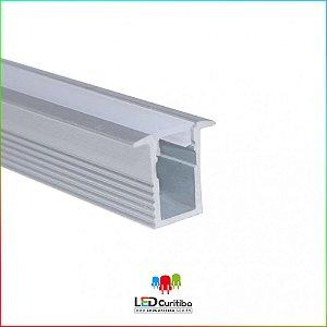 Perfil para Led em Alumínio EKPF11SL