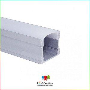 Perfil de Sobrepor para LED em Alumínio EKPF12