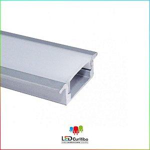 Perfil para Led em Alumínio EKPF21
