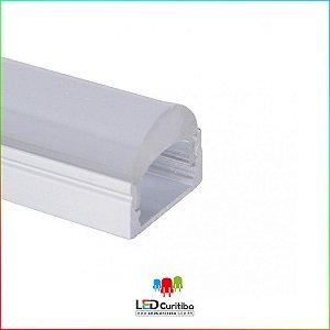 Perfil de Sobrepor para Led em Alumínio EKPF30
