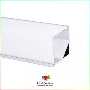 Perfil de Embutir para Led em Alumínio EKPF31