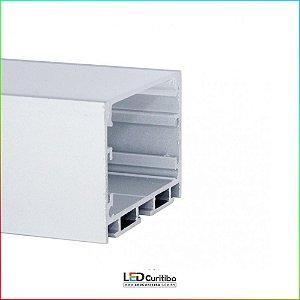 Perfil de Sobrepor - Pendente para Led em Alumínio EKPF62