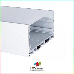 Perfil de Sobrepor-Pendente para Led em Alumínio EKPF63