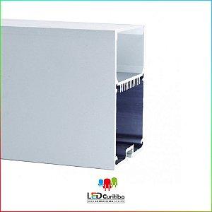 Perfil de Sobrepor-Pendente para Led em Alumínio EKPF71