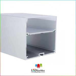 Perfil para Led em Alumínio EKPF73