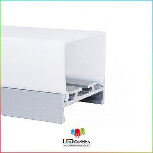 Perfil de Sobrepor-Pendente para LED em Alumínio EKPF82