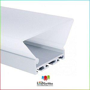 Perfil de Sobrepor-Pendente para Led em Alumínio EKPF83