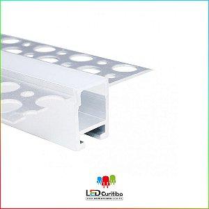 Perfil No Frame para LED em Alumínio EKPF94