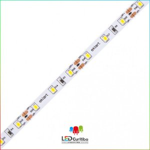 Fita LED 5W/m 2835 60Leds/m – IP20 Interno 12v - 500 Lúmens