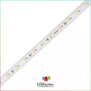 Fita LED Plug&Play 4,5W/m 2835 60Leds/m – IP66 Interno/Externo 127v 200 Lumens