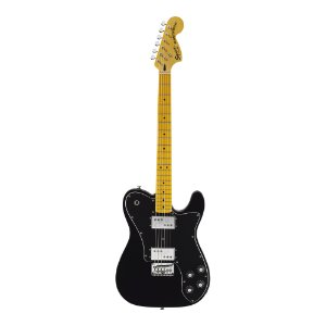 Guitarra Tele Squier Vintage Modified Deluxe BLK
