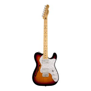 Guitarra  Squier Vintage Modified Thinline 72 S SB