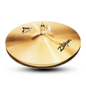 "Prato Chimbau 14"" Zildjian A Series Mastersound Hi-Hat"