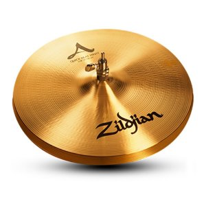 "Prato Chimbau 14"" Zildjian A Series Quick Beat Hi-Hat"